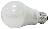 Sylvania 73888 Semi-Directional LED Bulb, 120 V, 8.5 W, Medium E26, A19