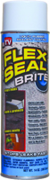 Flex Seal FSB20 Rubber Sealant, 14 oz Aerosol Can