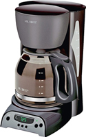 Mr. Coffee SKX23-RB Programmable Coffee Maker, 12 Cups Capacity, 900 W,