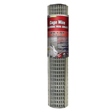 CAGE WIRE 1X30X10 STEEL