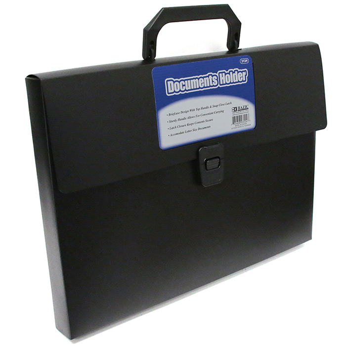 BAZIC LETTER SIZE DOCUMENT CASE
