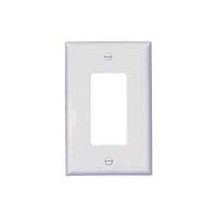 CW WALLPLATE 1G DECORATOR POLY