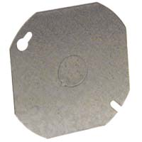 RACO OCTAGON COVER BOX 4 BLANK