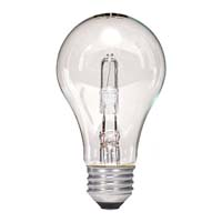 BULB HALOGEN EXCEL 29W CLEAR A19