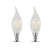 BULBS CHANDELIER 60W FROSTED #S3