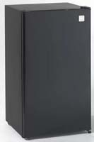 AVANTI - 3.3 Cu. Ft. Refrigerator with Chiller Compartment - Black