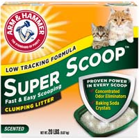 A&H SUPER SCOOP FRESH SCENT 20LB