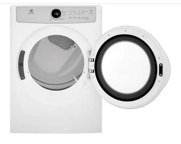 "ELECTROLUX 27""ELECTRIC DRYER 8.0"