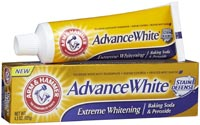 A&H DENTAL CARE TOOTHPASTE 4.3Z