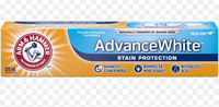 A&H DENTAL CARE ADV-WHT STAIN 6Z