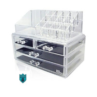 2PC COSMETIC ORGANIZER SET