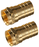 Zenith VA1002RG6CR Connector, Crimp-On Connector