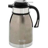 GIB COLWYN 2QT COFFEE POT CHARC